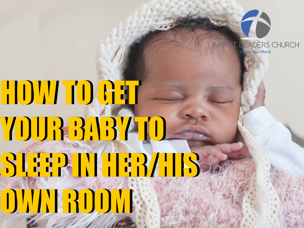 How to Get a Baby to Sleep in a Crib After Co-sleeping