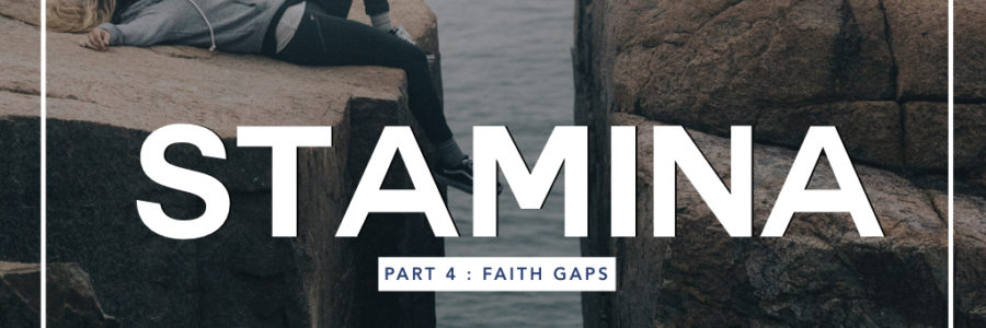 Stamina 4 : Faith Gaps 2