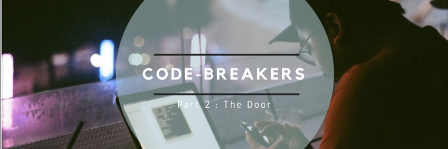 Code-Breakers 2 : 10 Passwords To Open A Shut Door