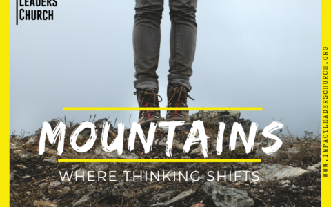 "Mountains 6 : The Mountain of Your ""IT"""