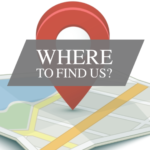 Where To Find Us (MAP LINK BELOW CONTACT US PAGE)