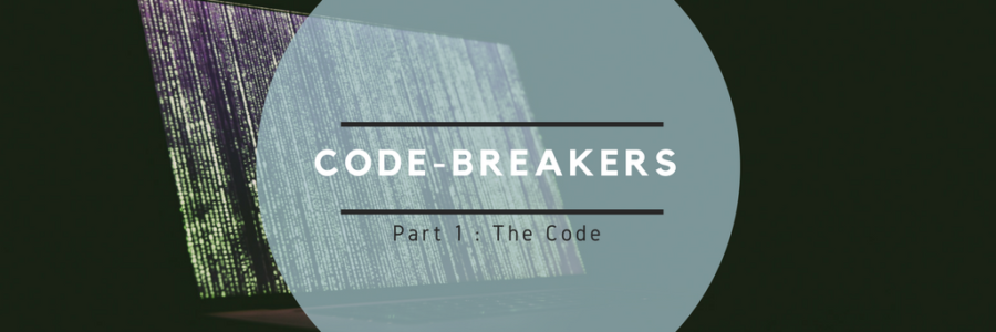 Code-Breakers 1 : Jesus The Code-breaker