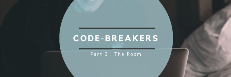Code-Breakers 3 : The Room