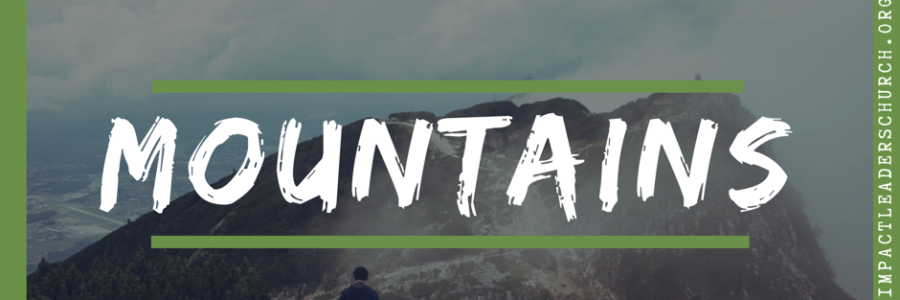 Mountains 4 : Come Down The Mountain