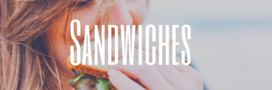 Sandwiches 3 : The Fourth Industrial Revolution